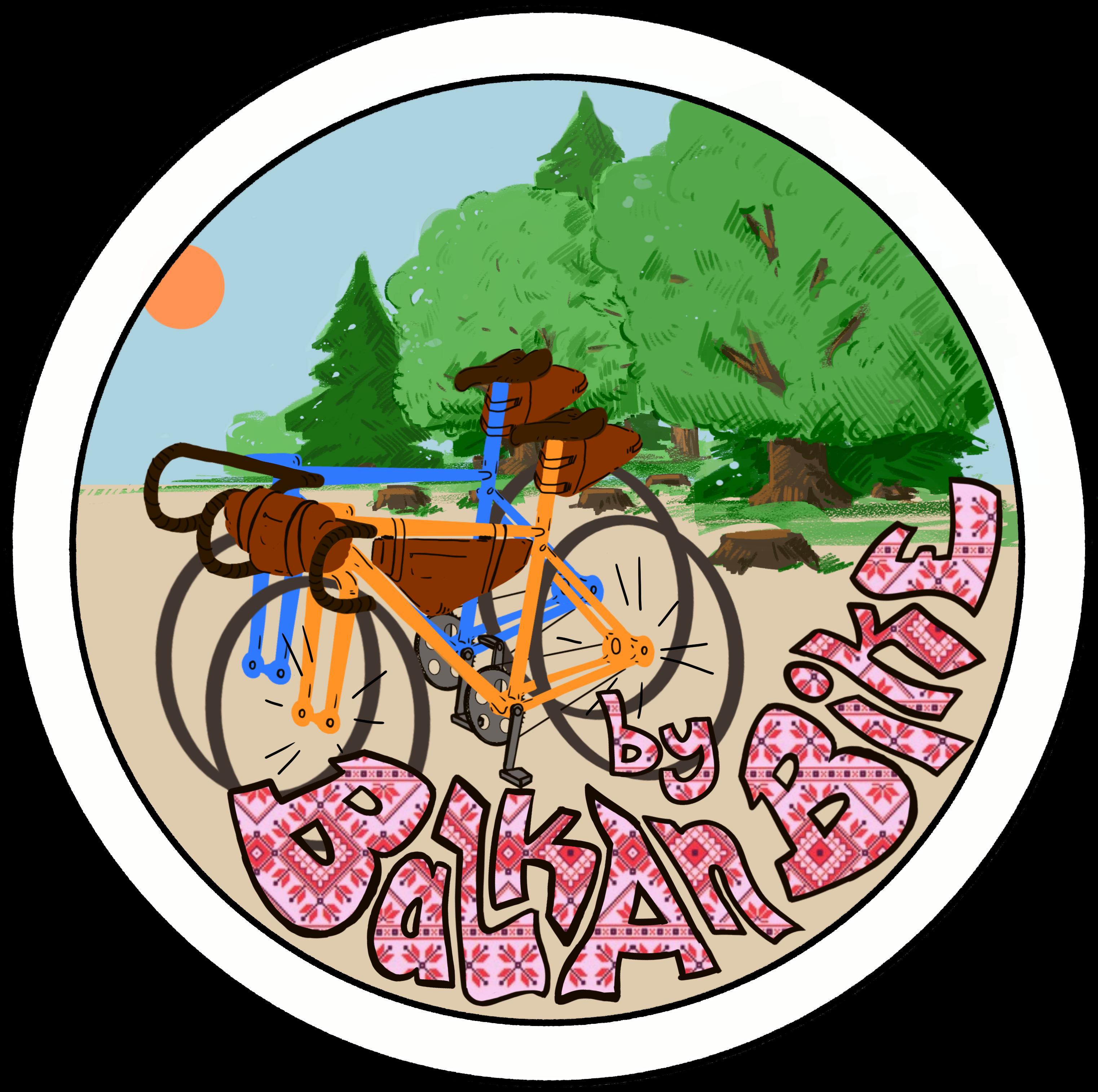 Balkan by Bike