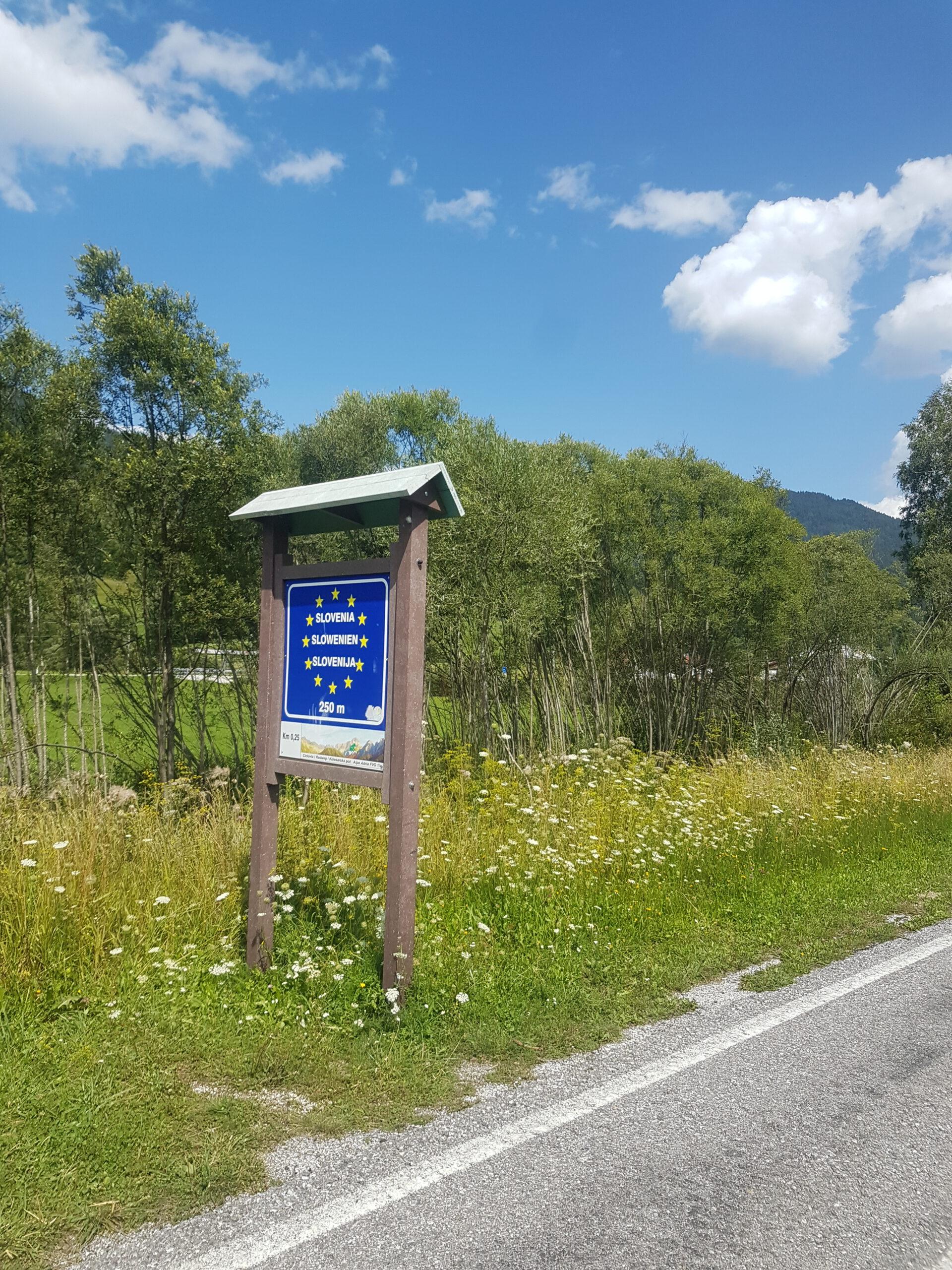 You are currently viewing Grenzüberquerung nach Slowenien