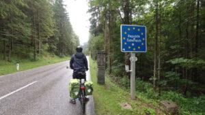 Read more about the article Erster Grenzübertritt