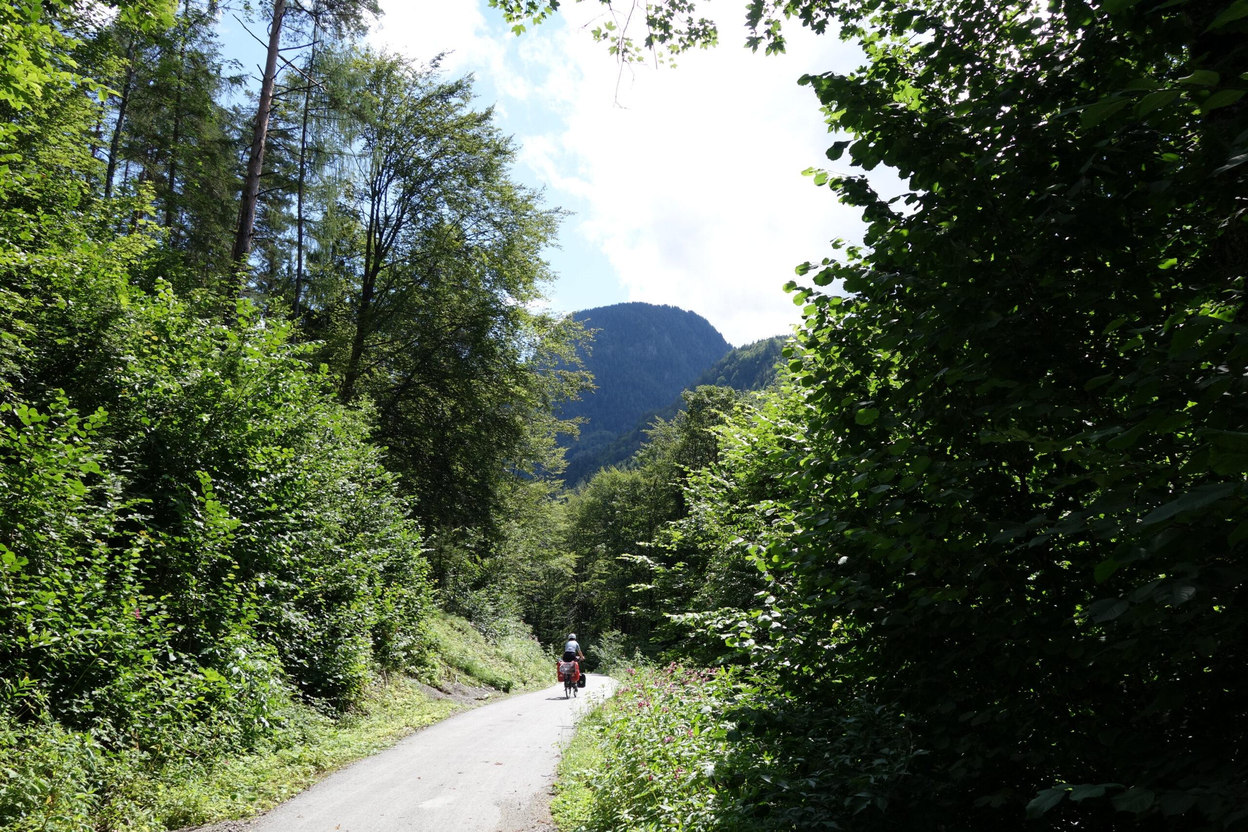 You are currently viewing Eindrücke vom Tauernradweg