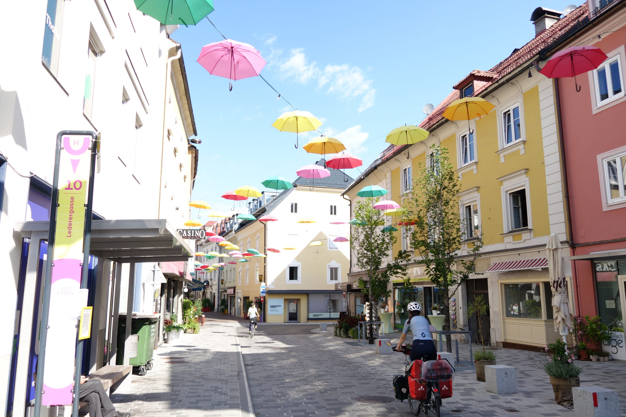 You are currently viewing Villach