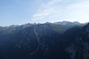 Read more about the article Tag 2 am Bohinj See