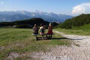 Read more about the article Tag 3 am Bohinj