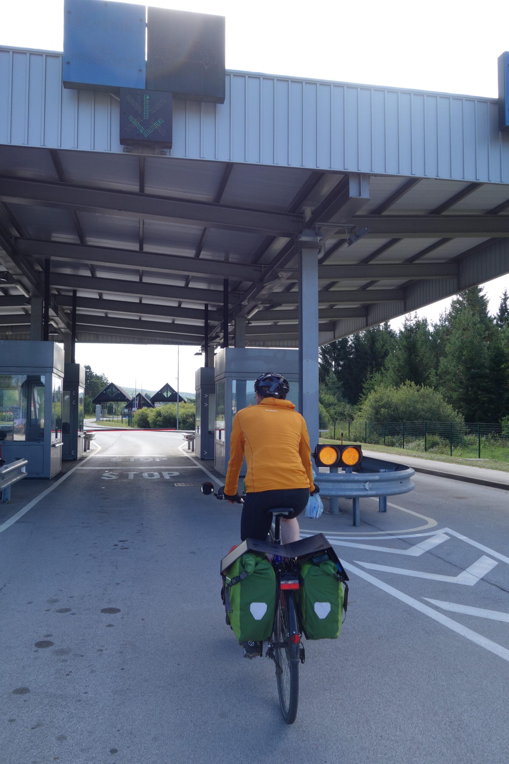 You are currently viewing Die vierte Grenzüberquerung
