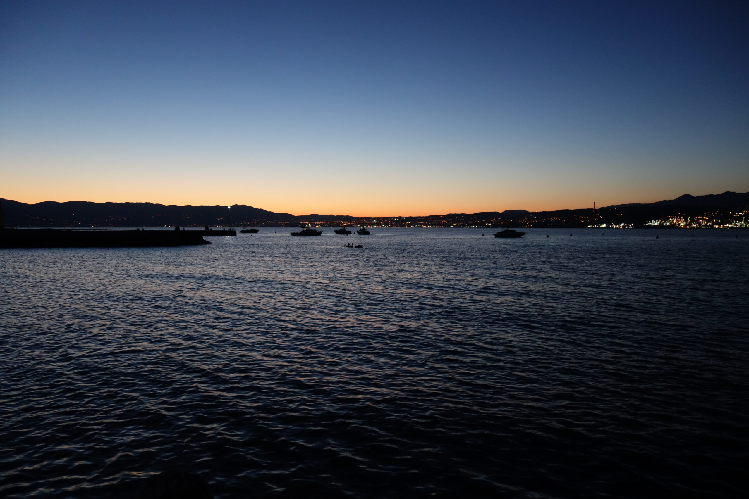 You are currently viewing Sonnenuntergang auf Krk