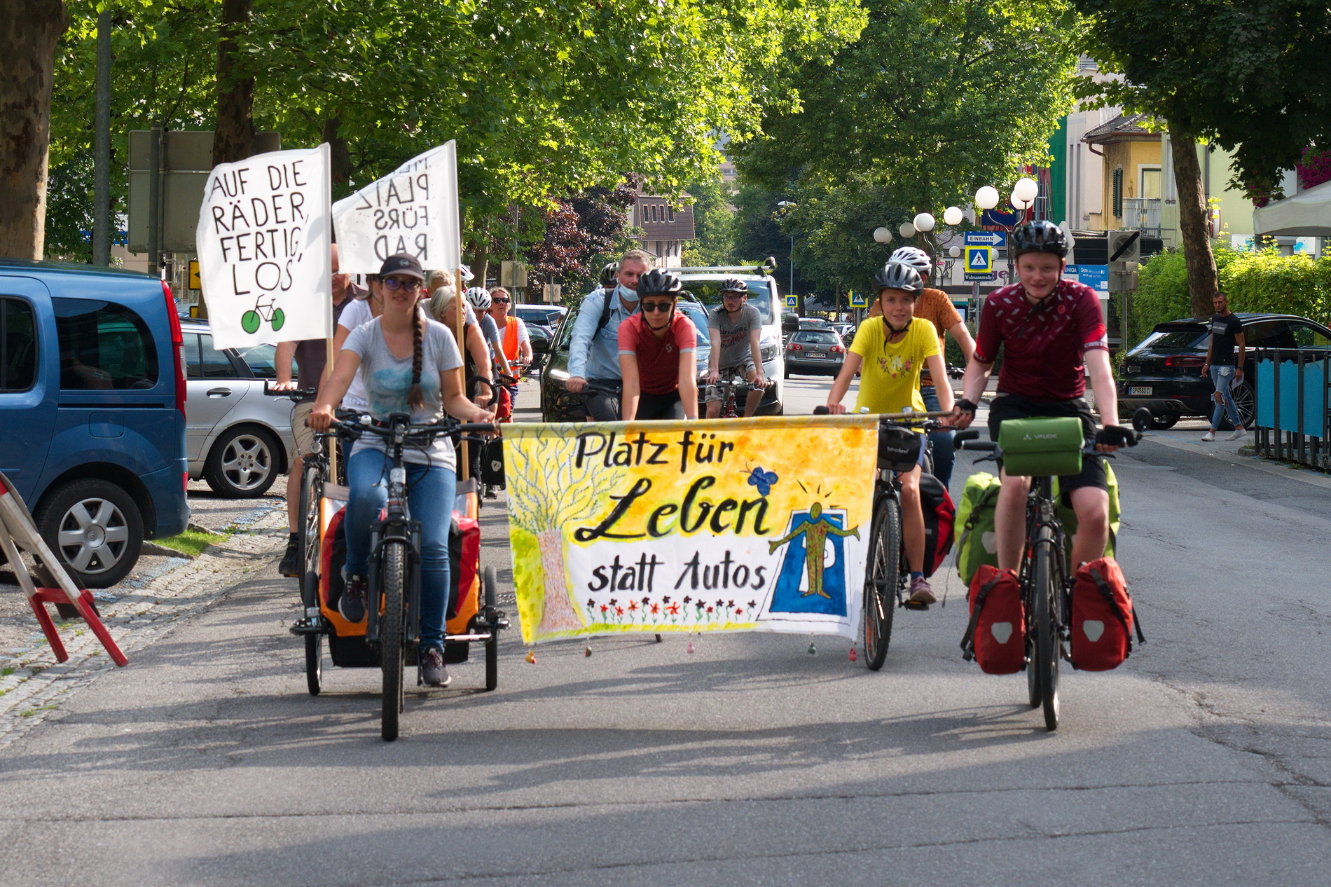 You are currently viewing FridaysforFuture Demo in Spittal
