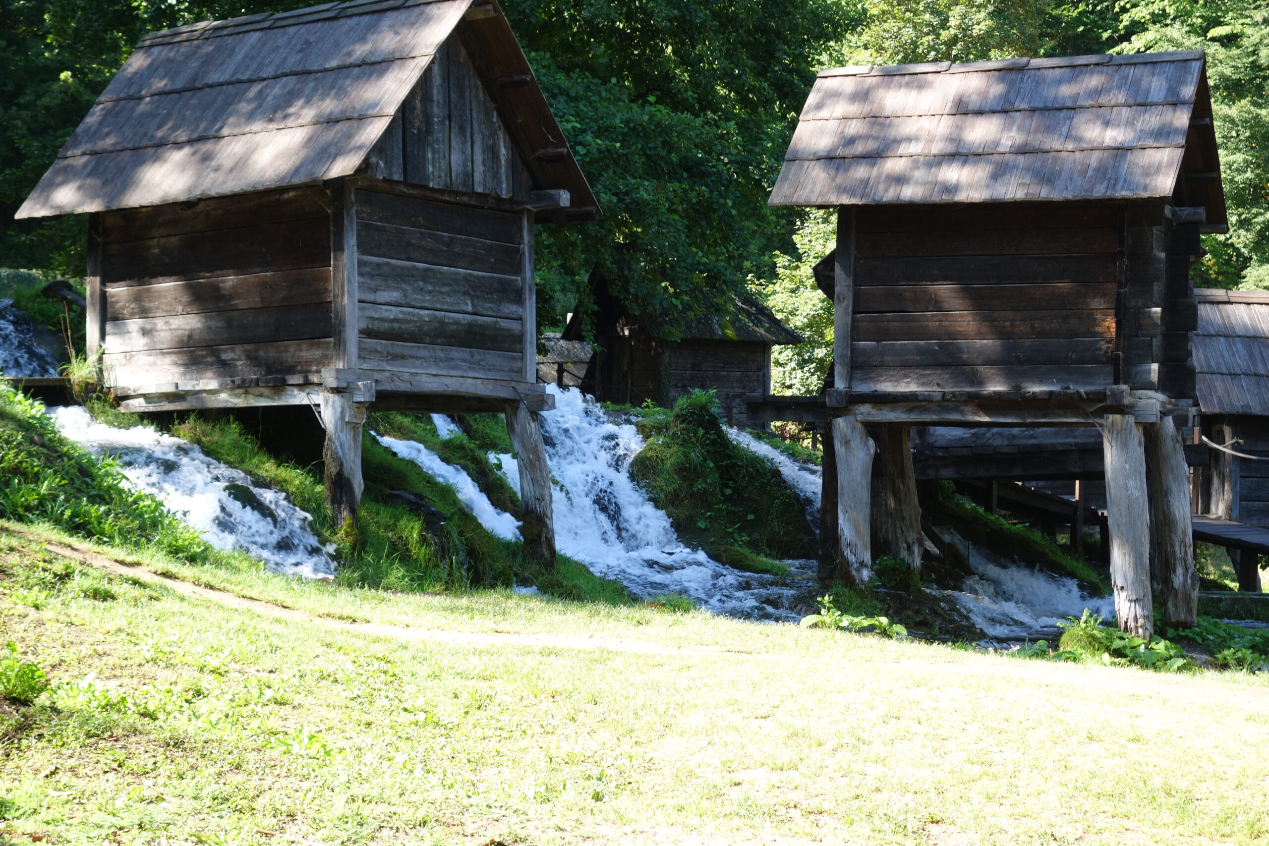 You are currently viewing Die Wasserfälle bei Jajce