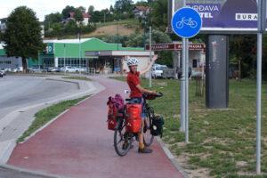 Read more about the article Der erste Radweg