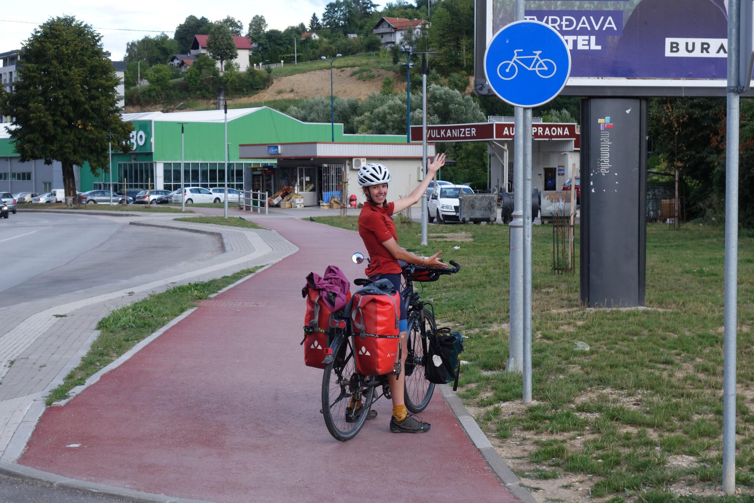 You are currently viewing Der erste Radweg