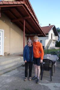Read more about the article Die letzte Station vor Sarajewo, wieder wurden wir herzlich aufgenommen